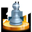 Второе место в июльском шахматном турнире