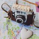 """Аватар сообщества """"Путешествия и фотография"""""""