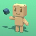 """Аватар сообщества """"Кубическая Лига"""""""