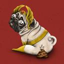 """Аватар сообщества """"Мопсятник"""""""