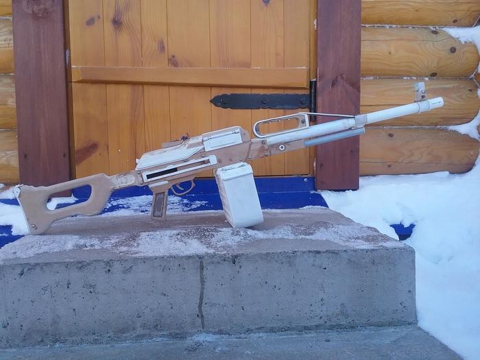 Всем привет, меня зовут Дмитрий Тумановский, я занимаюсь крафтом деревянных макетов оружия своими руками Оружие, Своими руками, Видео, Длиннопост