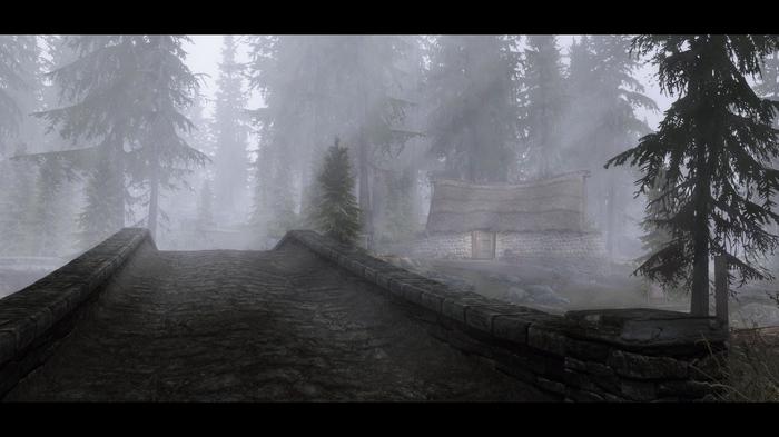 Skyrim SE - скриншоты Skyrim, Skyrim Special Edition, Bethesda, Скриншот, Длиннопост
