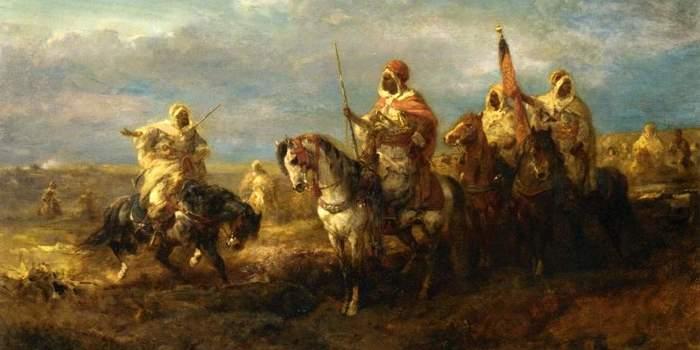 Последний бастион христианской Европы: как арабы завоевали Магриб Длиннопост, История, Война