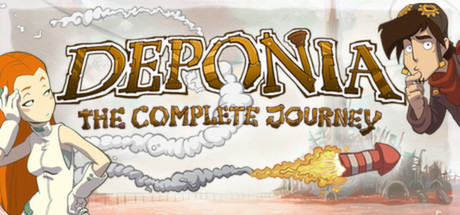 Humble Bundle раздает DEPONIA: THE COMPLETE JOURNEY Steam халява, Steam, Раздача, Текст