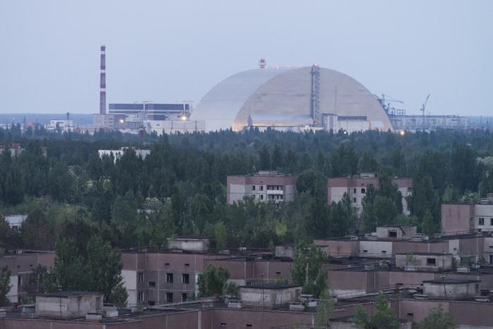 НБК (Новый Безопасный Конфайнмент) Припять, Чернобыль, Нбк, Саркофаг, Фотография, Зона отчуждения