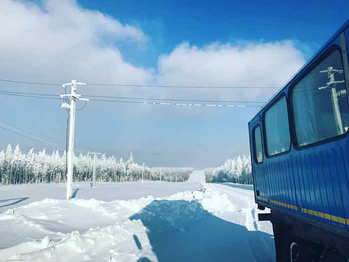 Матушка зима Зима, Геология, Инженерная геология, Иркутская область, Длиннопост