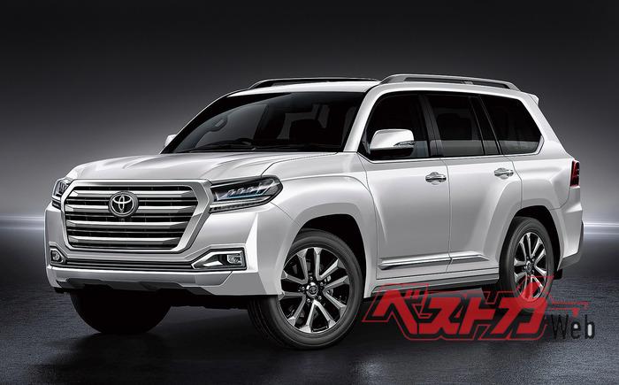 Toyota скоро выпустит Land Cruiser 300. Toyota Land Cruiser 300, Lexus LX, Автопром