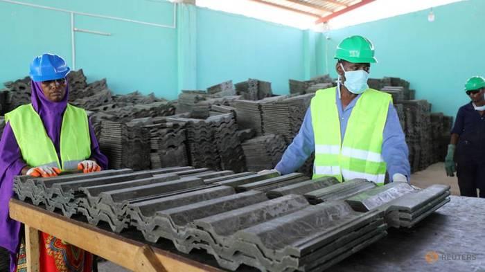 Крыши Сомали Экология, Переработка, Сомали, Пластик, Отходы, Мусор, Экосфера, Длиннопост