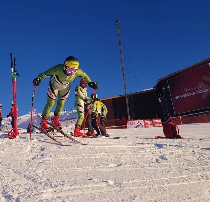 Беларусы на Чемпионате мира по г/лыжному спорту в Оре, Швеция. Горные лыжи, Чемпионат мира, Видео, Длиннопост
