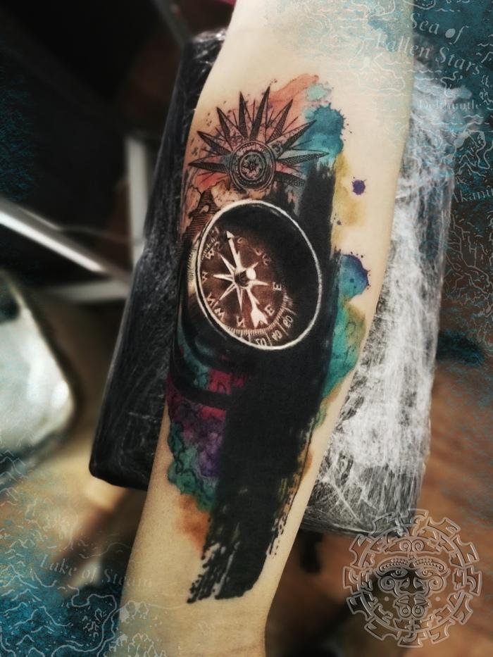 Татуировки Тату, Татуировщик, Эскиз, Девушка с тату, Лига любителей татуировки, Tattooink, Рисунок, Арт, Видео, Длиннопост