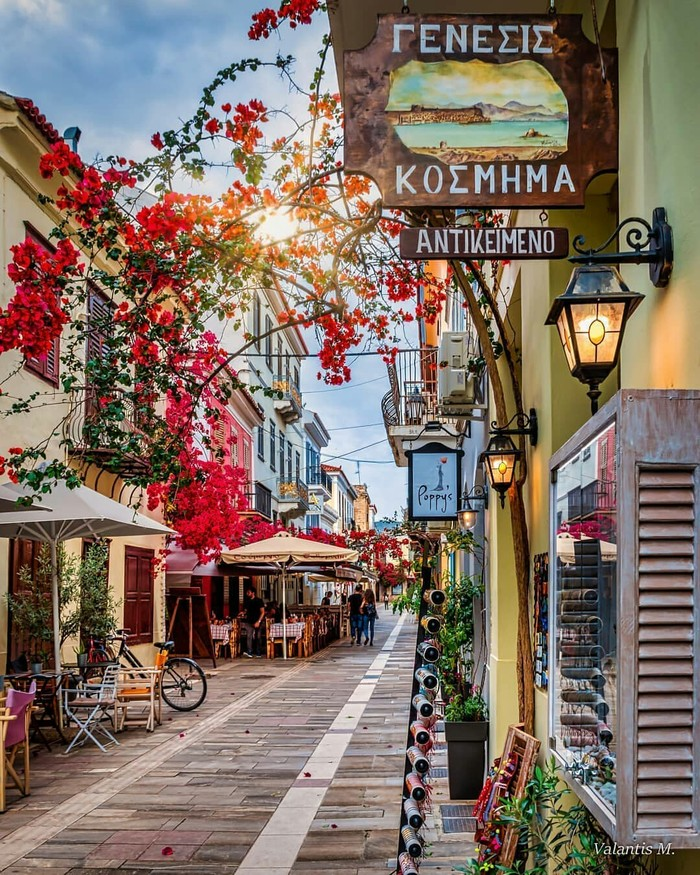 Нафплион ,Греция