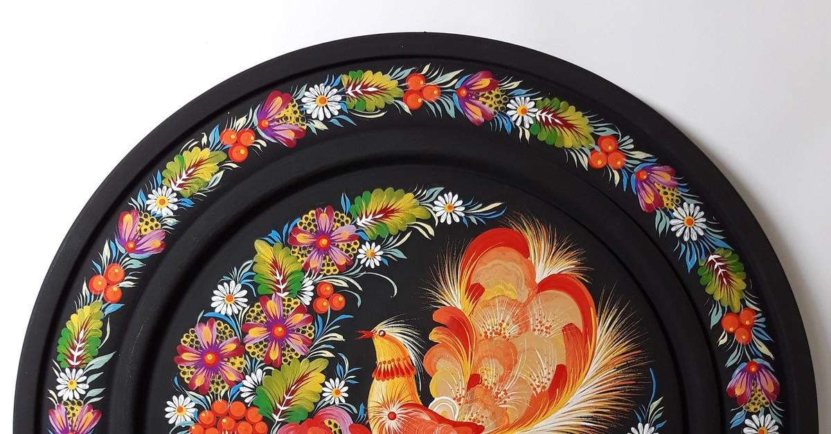 <b>Декоративные тарелки</b>