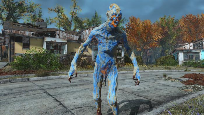 Полный реализм Мерзость, Игры, Компьютерные игры, Fallout, Fallout 4, Мод, Длиннопост