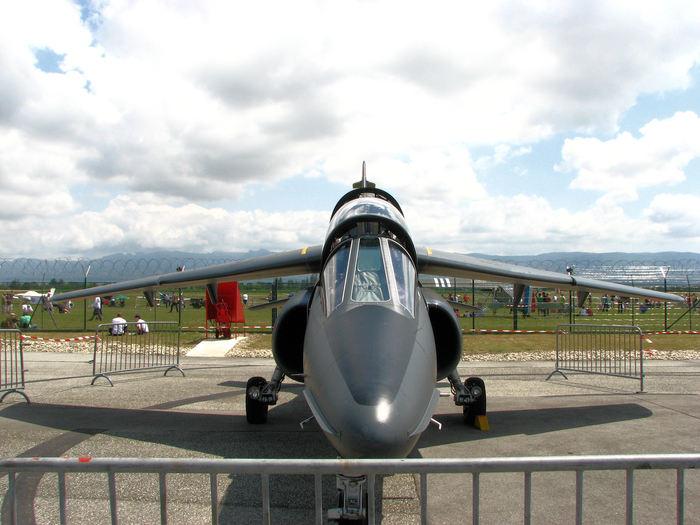 Dornier Alpha Jet.Бюджетный штурмовик. Самолет, Штурмовик, Длиннопост