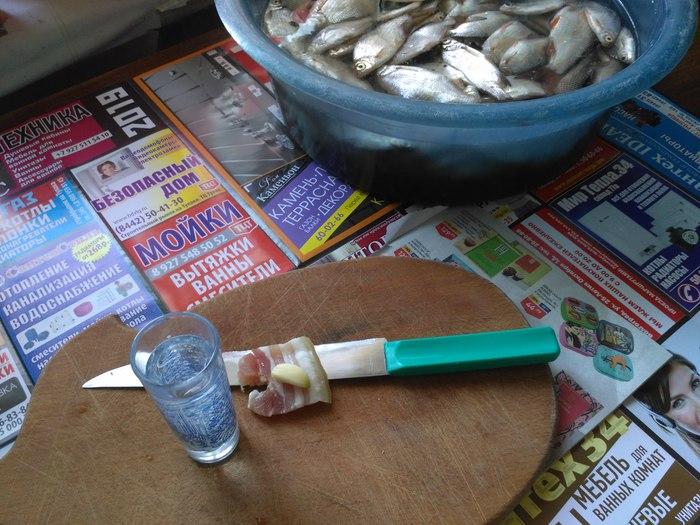 Жареная рыба с бодуна. Рыба, Рыбалка, Зимняя рыбалка, Готовка, Длиннопост
