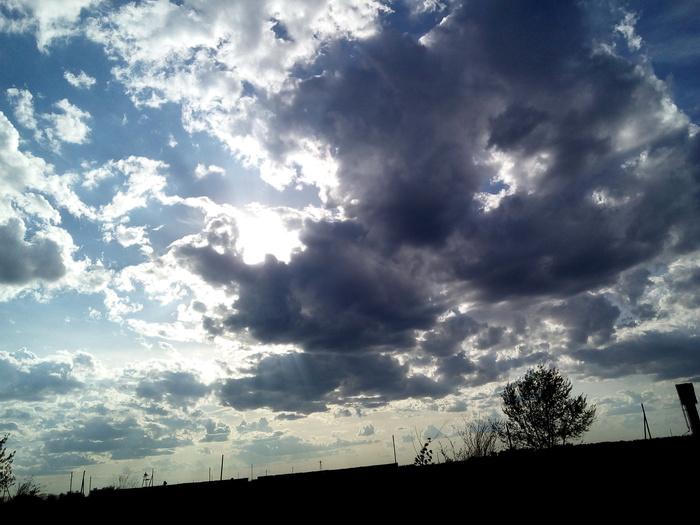 Чтоб блядь в пизде узрела небо