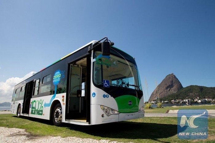 BYD выпустил более 50 000 полностью электрических автобусов за 9 лет. Электричество, Электромобиль, Китай, Технологии, Новости, Транспорт, Автобус, Электробус, Длиннопост