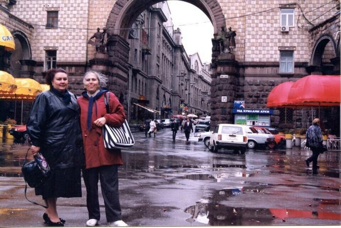 Киев 1997 год Киев, Украина, История в фотографиях, 90-е, Длиннопост
