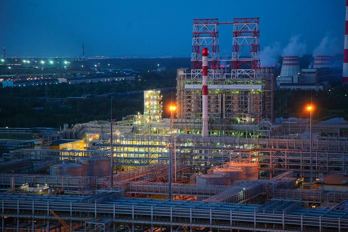 «Татнефть» запустила новый нефтеперерабатывающий завод Татарстан, Новый завод, Переработка, Россия, Производство, Российское производство, Длиннопост