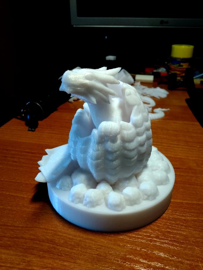 Слишком много свободного времени 3D печать, Миниатюра, Раскрасил, Длиннопост