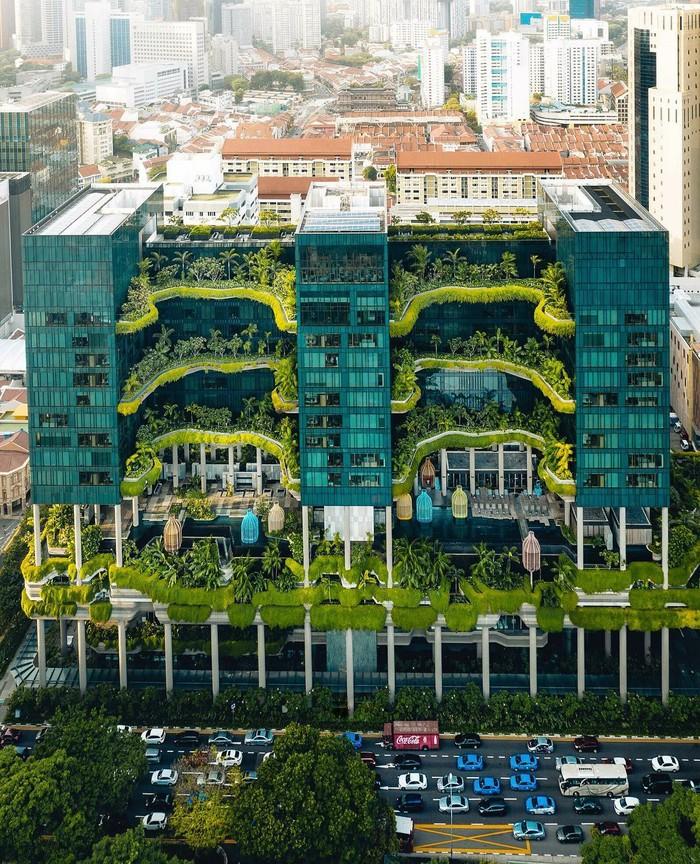 Дом а Сингапуре