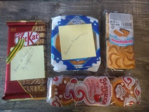Подарок от Снегурочки-альтуистки из Кирова Тайный Санта, Обмен подарками, Отчет по обмену подарками, Длиннопост