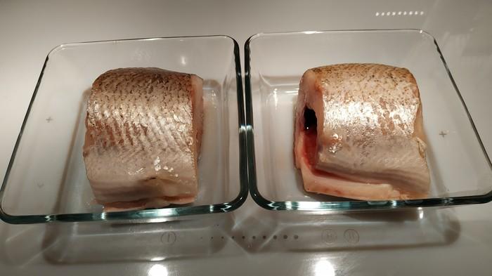 Рыба с креветками в сливках Рецепт, В духовке, Длиннопост, Рыба, Креветки, Еда