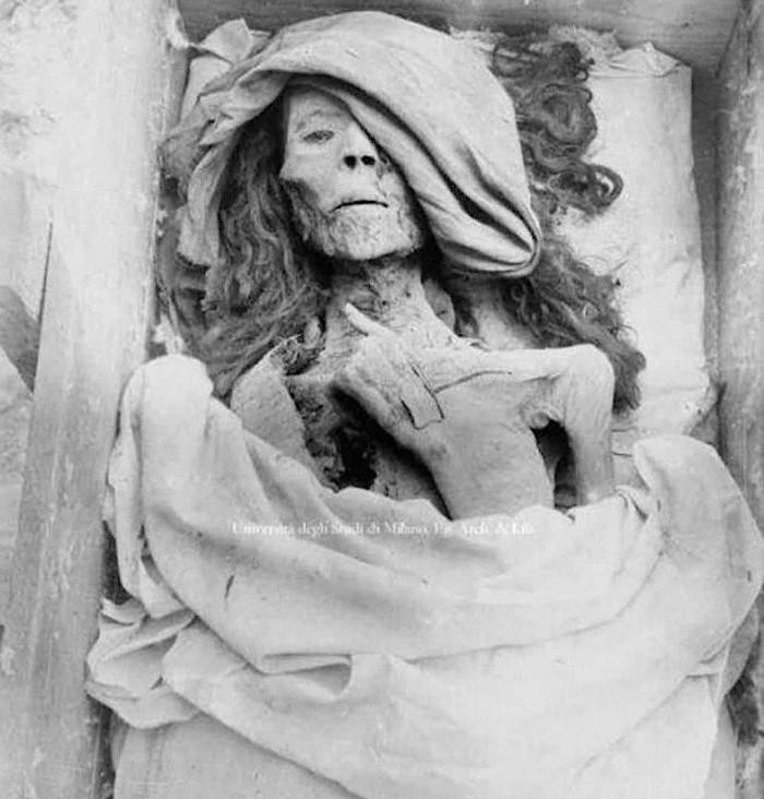 Взгляд из вечности Мумия, Древний Египет