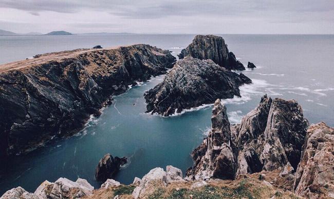 В Ирландии продают необитаемый остров Остров, Продажа, Необитаемый остров