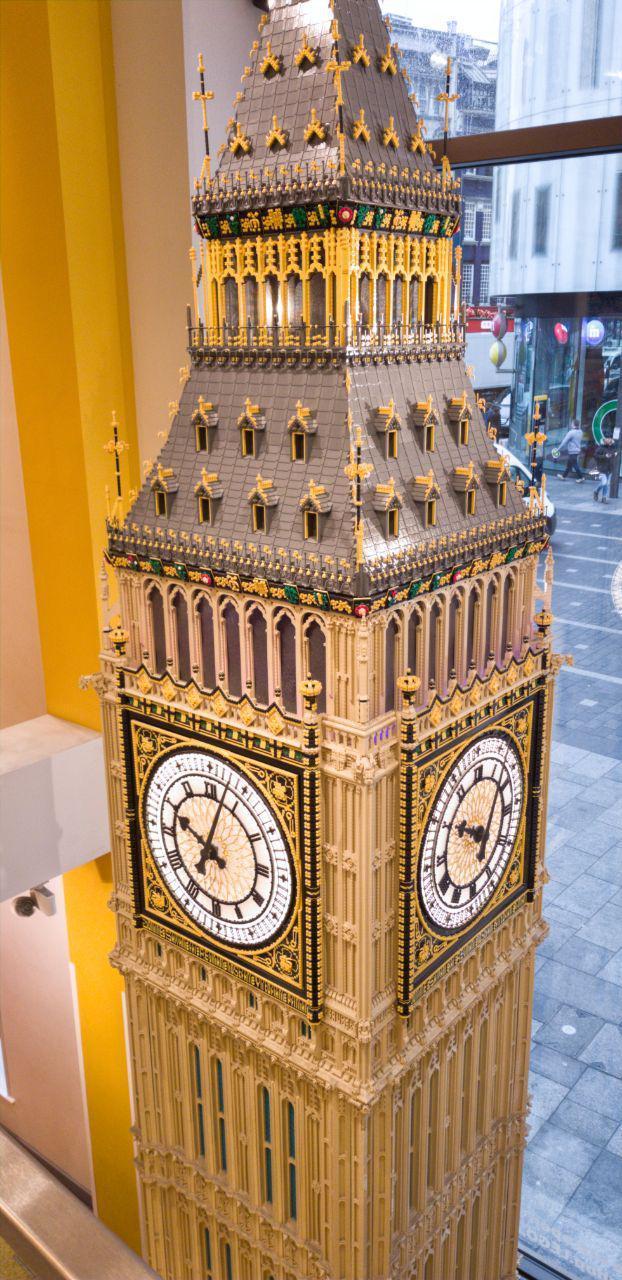 Магазин LEGO в Лондоне LEGO, Магазин, Лондон, Длиннопост