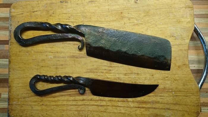 Ножевое Самоделки, Своими руками, Нож, Длиннопост