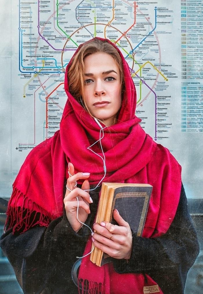 """""""Московская молитва"""" Молитва, Фотография, Метро, Московское метро, Москва"""
