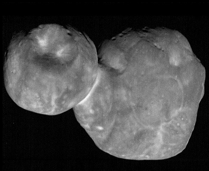 New Horizons прислал новый самый детальный снимок Ультимы Туле Космос, Ультима Туле, New Horizons, Длиннопост