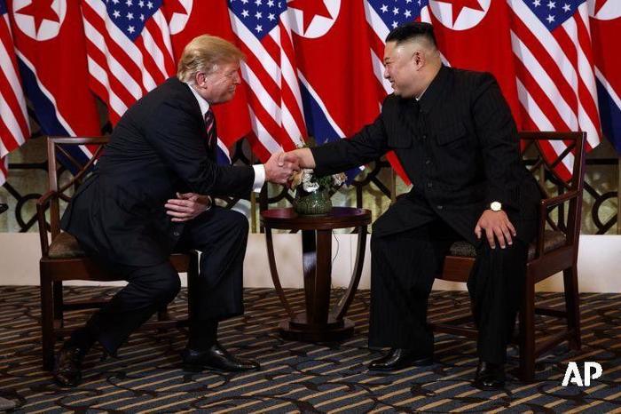 Фото дня Политика, Трамп, Ким Чен Ын, Фотография