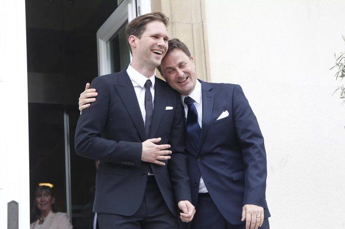 В ЕС поддержали гея-премьера Люксембурга после его упрека арабским странам о правах ЛГБТ Политика, Геи, Люксембург