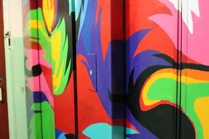 Ярких красок пост Рисунок, Кот, Длиннопост, Пятничный тег моё
