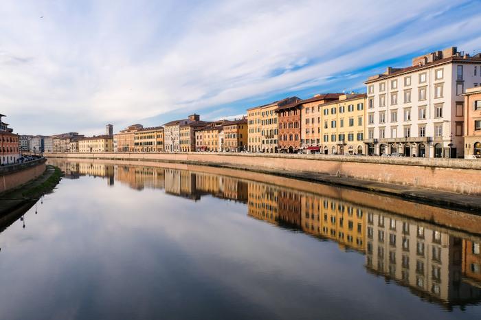 Италия, Пиза Италия, Пиза, Зима, Европа, Путешествия, Путешествие в Европу, Длиннопост