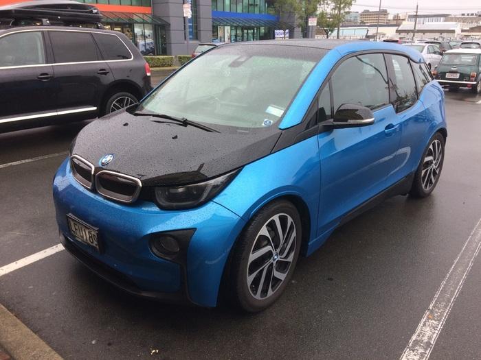 BMW i3 - будущее здесь. BMW i3, Electro CAR, Длиннопост