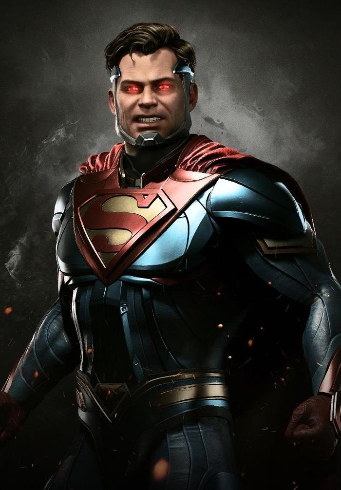 Новая работа. Шрек, Супермен, Injustice2, Длиннопост