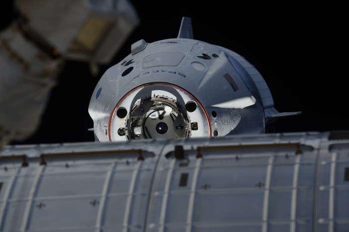 Встреча Crew Dragon МКС, Crew Dragon, Dragon 2, Spacex, Космический корабль, Космическая станция, Длиннопост