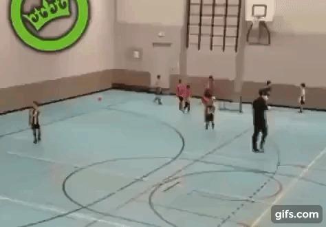 Хоба Спорт, Футбол, Мини-Футбол, Гифка
