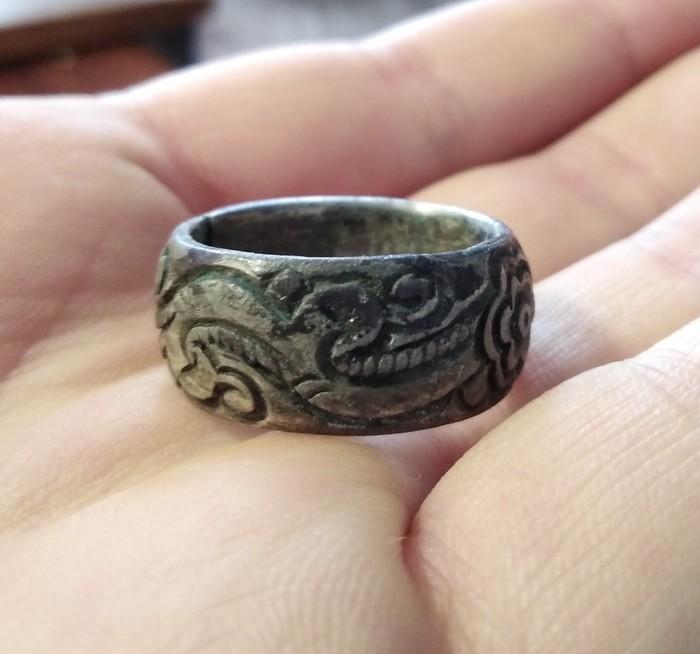 Загадочное кольцо Археология, История, Кольцо, Находка, Что это?, Длиннопост