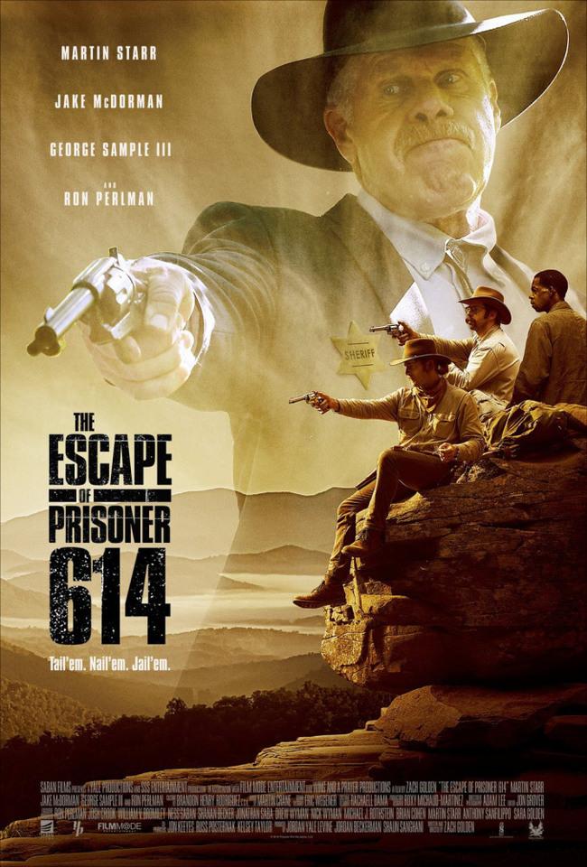 """Советую посмотреть """"Побег заключённого 614"""" Советую посмотреть, Комедия, Криминал, Приключения, Видео, Длиннопост"""