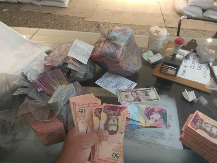 Сдача с 10$ Венесуэла, Кризис, Инфляция, Деньги