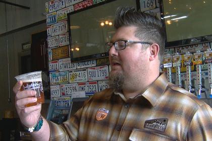 Пивовар на 46 дней отказался от еды и понадеялся на пиво Пиво, Пост, Алкоголь, Делаемставки