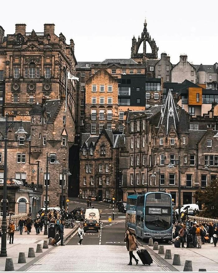 Эдинбург, Шотландия.