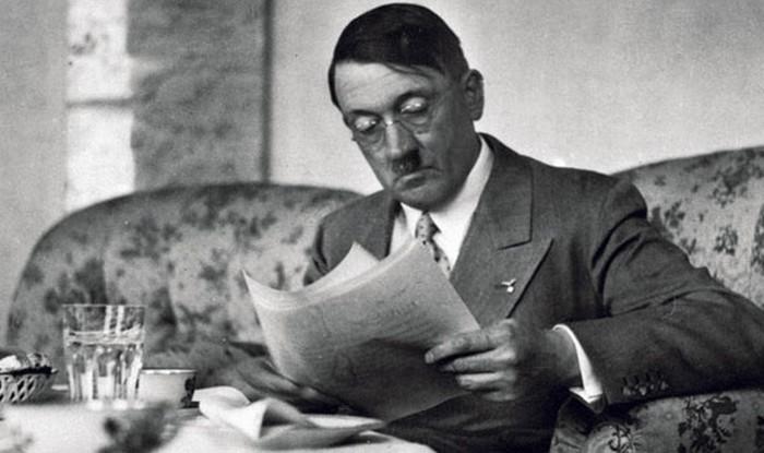 """""""Самый умный нацист"""": IQ вождей III-его рейха Третий РЕЙХ, Iq, Адольф Гитлер"""