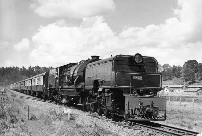 «Безумный экспресс»: железная дорога, которая привела к возникновению Кении Железная дорога, Кения, Поезд, Факты, Интересное, Познавательно, История, Длиннопост
