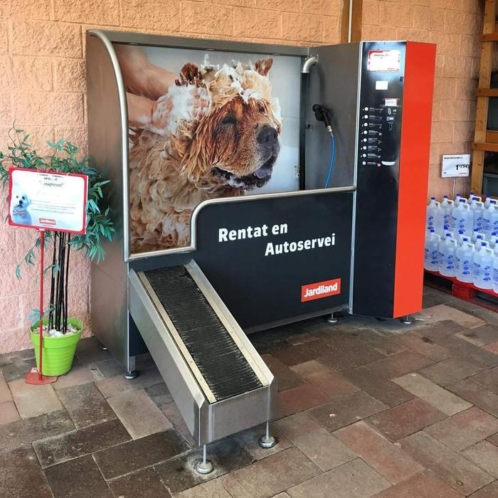 Мойка для собак Картинки, Собака, Зоомагазин, Испания, Барселона