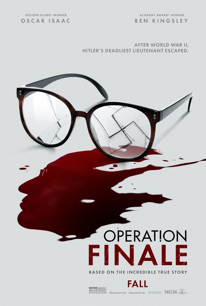 """""""Операция Финал"""" - военно-исторический детектив об одной тайной миссии. Операция финал, История, Детектив, Шпионский фильм, Военный фильм, Драма, Видео, Длиннопост"""